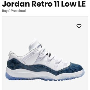 Little Boys Jordan 11s